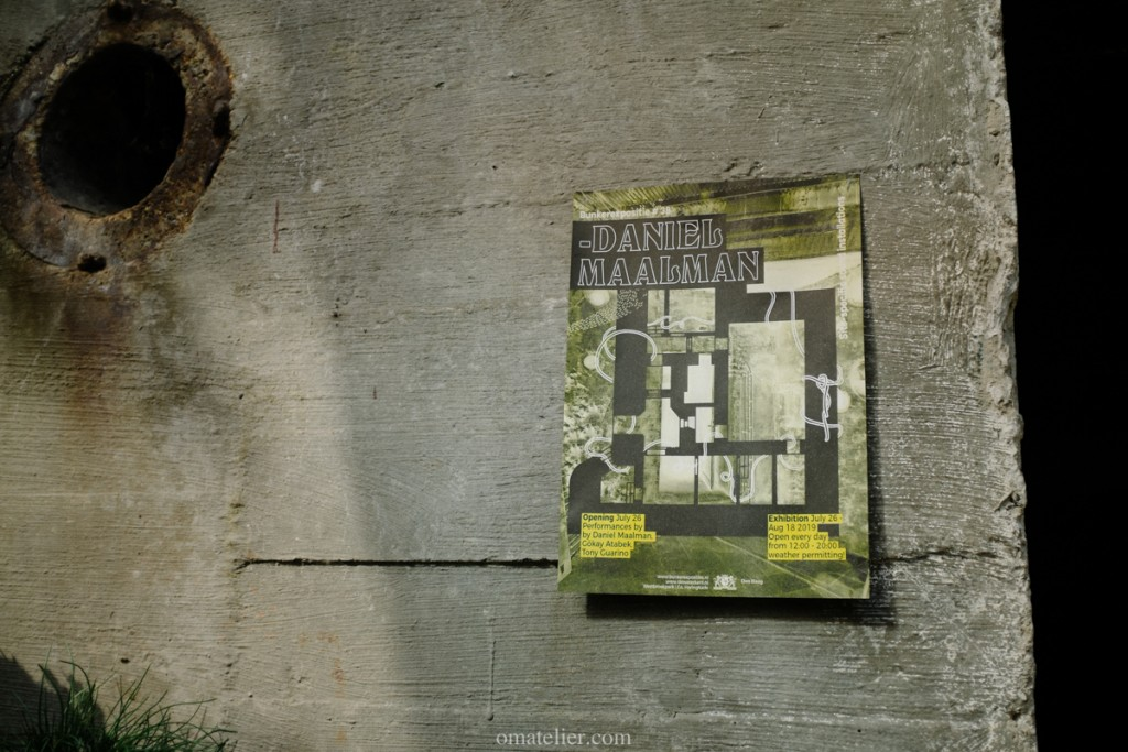 BUNKEREXPOSITIES BUNKEREXPOSITIES BUNKEREXPOSITIES Bunkerexpositie# 38 – Daniel Maalman